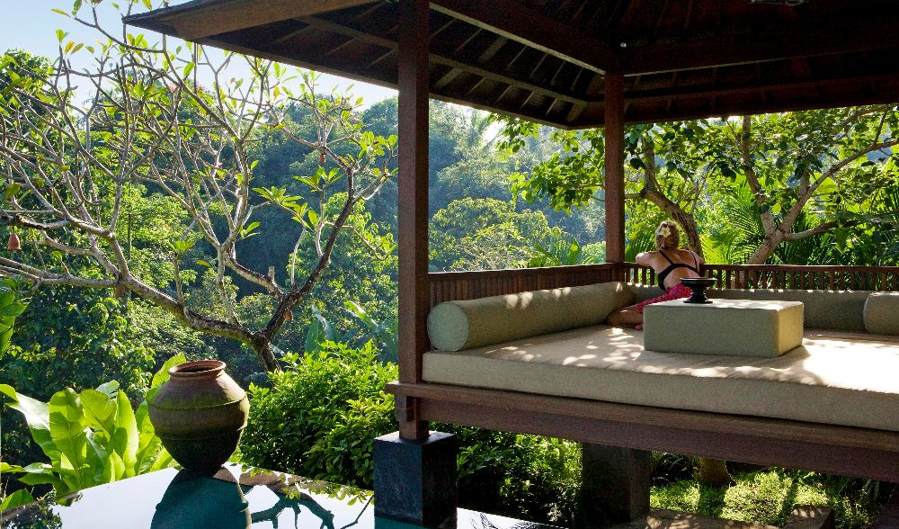 The Damai Villas Like Staying In The Home Of A Friend Luxurious Resort Bali Lush Tropical Balinese Gardens